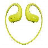 Sony Nw Ws413 Suya Dayanıklı Mp3 Kulaklık Yeşil