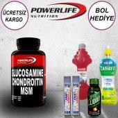 Powerlife Glucosamine Chondroitin Msm 180 Tablet