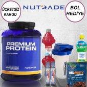 Nutrade Premium Protein Tozu 2250gr