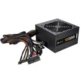 Corsaır Vs Series 550w 80 Plus Atx Power Supply 12 Cm Fan Cp 9020
