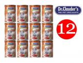 Dr.clauders Kedi Konserve Maması Yürekli 415 Gr X 12 Adet