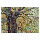 Old Tree 95x70 Cm Kanvas Tablo