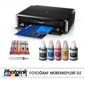 Canon Ip7250 Ve Kolay Dolan Kartuş Sistemi (1 Sayfa Renkli Baskı 0,02 Tl)