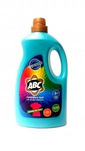 Abc Sıvı Çamaşır Deterjanı Renklilere Özel 50 Yıkama 3 Lt