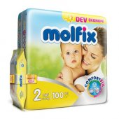 Molfix Dev Eko Mini No 2 100 Adet