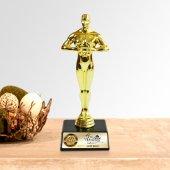 Kişiye Özel Yılın En İyi Diş Hekimi Oscar Ödülü 1