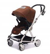 Norfolk Baby Prelude Special Edition Air Luxury Çift Yönlü Bebek Arabası Kahve