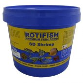 Rotifish Kurutulmuş Shrimp Karides 800 Gr. Kova