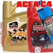Lubex Sre La 5w 30 4lt Motor Yağı +3lt Organik Antifriz +cam Su