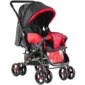 Babyhope 603 Çift Yönlü Bebek Arabası