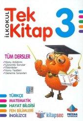 3. Sınıf Tüm Dersler Tek Kitap Konu Anlatımlı