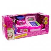 Oyuncak Yazar Kasa Oyun Seti Barbie Yazar Kasa Oyuncakları