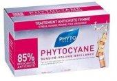 Phyto Phytocyane Kadın 12x7,5 Ml