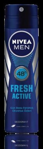 Nivea Fresh Active For Men Deodorant 150 Ml