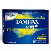Tampax Compak Normal 16lı Tampon Hijyenik Ped