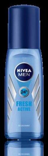 Nıvea Deo Pump Sprey 75ml Men Fresh