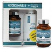 Dermoskin Medobiocomplex E 60 Erkek Kapsül + Biotin Şampuan 200 M