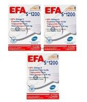 Newlife Efa S 1200 Mg Omega 3 45 Kapsül 3lü Paket