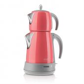 Arzum Ar3019 Çaycı Klasik Çay Makinesi Mercan