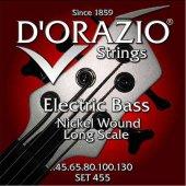 Dorazıo 455 A 40 125 Bas Gitar Teli