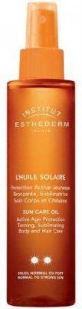 ınstitut Esthederm Sun Oil Normal Or Strong Sun 150 Ml