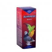 Biyoteknik Avimineral Kuşlar İçin Mineral 30cc