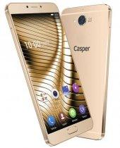 Casper Via A1 Gold Telefon 8 Çekirdek Casper Türkiye Garantili.