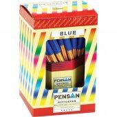 Pensan 1010 Ofispen Tükenmez Kalem 60 Adet Mavi Renk
