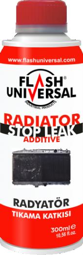 Flash Radyatör Tıkayıcı 350 Ml