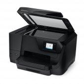 Hp Officejet Pro 8710 Wifi Fotokopi + Faks + Taray...