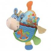 Playgro Toy Box Eğitici Zebra Kitapçık Peluş