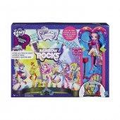 My Little Pony Equestria Girls Konser Sahnesi Rainbow Rocks