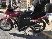 Motorsiklet Diz Rüzgarlığı Vitesli Model