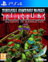Ps4 Teenage Mutant Nınja Turtles Mutants In Manhattan
