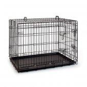 Qiheng Katlanabilir Köpek Kafesi 107x71x78 Cm