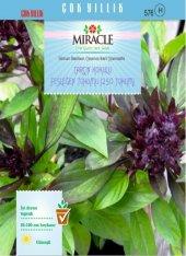 Miracle Tarçın Kokulu Fesleğen Tohumu (250 Tohum) 10 Adet