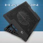 Hadron Hd2004 Mavi Led Işıklı Notebook Soğutucu Stand