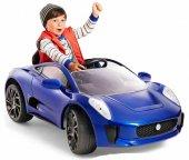 Sunny Baby Rollplay Jaguar 12v Akülü Araba Mavi