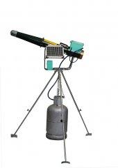 Elektronik Tripodlu Güneş Enerjili Kuş Kaçırıcı Cihaz (Kbs E4)