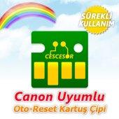 Canon Pgı 520 Clı 521 Uyumlu Kartuş Çipi