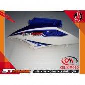 Stmax Bora 800 Arka Plastık Sag Mavı #bo 07 M