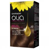 Garnier Olia Amonyaksız Saç Boyası 6.3 Açık Altın Kahve