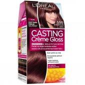 Loreal Casting Amonyaksız Saç Boyası 550 Böğürtlen Kızılı