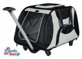 Trixie Tekerlekli Pet Taşima Çantasi 31x32x52 Cm (Max.21 Kg)