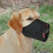 Trixie Köpek Ağizlik , L Kisa 30cm Siyah