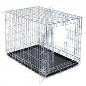 Trixie Katlanabilir Galvaniz Taşima Kafesi 116x86x77 Cm