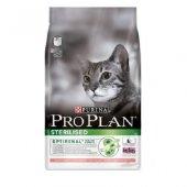 Kısırlaştırılmış Kediler İçin Somonlu Kedi Maması Proplan 10 Kg