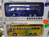 Uzaktan Kumandalı Otobüs Tourist Bus Yolcu Otobüsü Kumandalı
