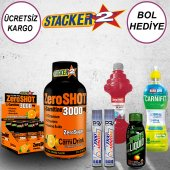 Stacker2 Zeroshot 60 Ml 3000mg L Carnitine 12 Adet