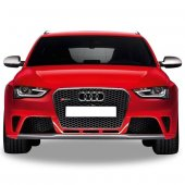 Audi A4 Makyajlı 2015 Sonrası Rs4 Body Kit (Plastik)